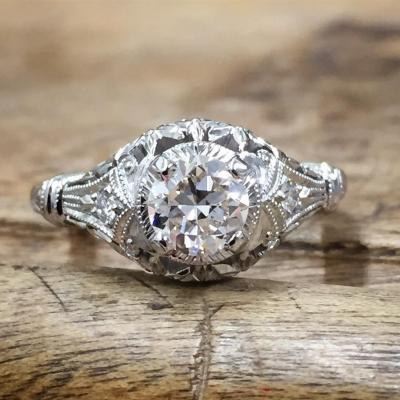 Meet the Ring: Edwardian Blossom #8139